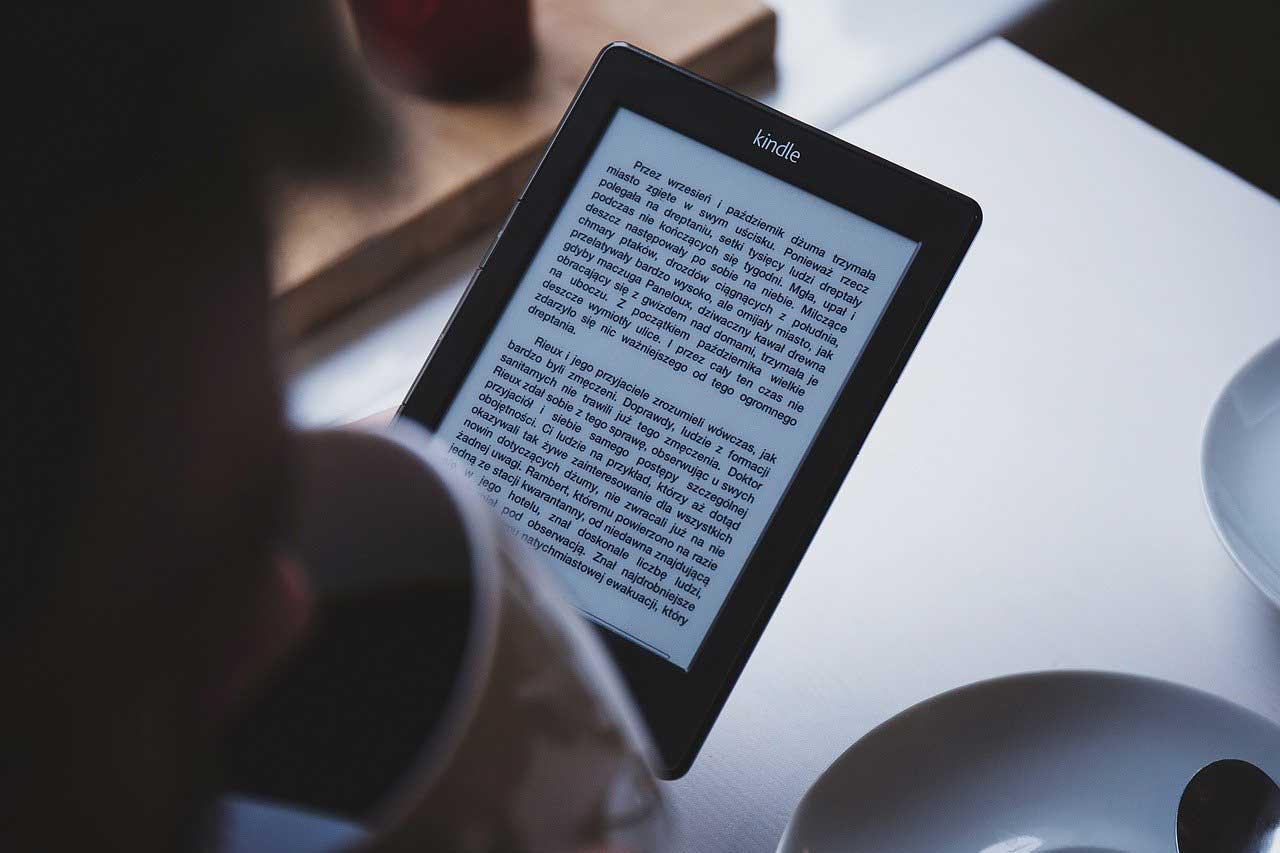 eBook-Reader Kindle